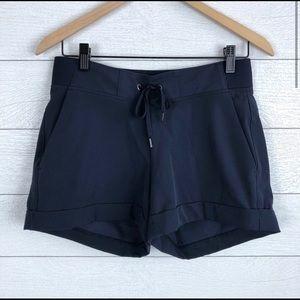 Athleta shorts Navy